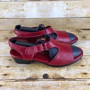 SAS Cherry Suntimer Heeled Sandals
